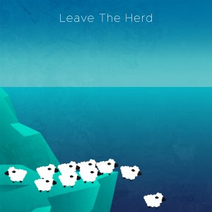 leave the herd