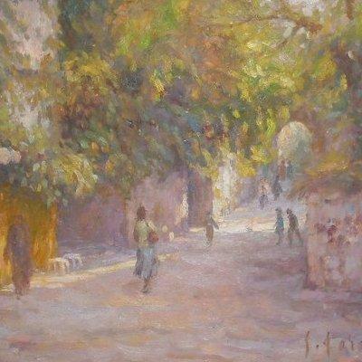 6753 - Selahattin Kara - Süleymaniye'de Sokak