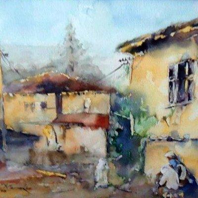 3506 Köy Meydanı 35x52