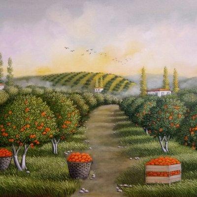 5206 Portakal Bahçesi 35x50