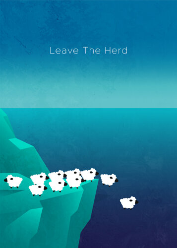 2702 Leave The Herd